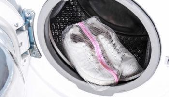 Как стирать кроссовки в машине-автомате и руками