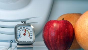 Какая температура должна быть в холодильнике и как ее настроить