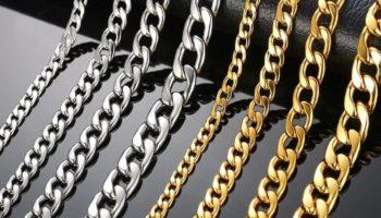 Как почистить золотую цепочку дома быстро и эффективно