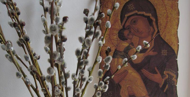 Можно ли посещать кладбище в Вербное воскресенье?